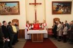 Arkivyskupas aukojo Šv. Mišias Lukiškių tardymo izoliatoriuje-kalėjime