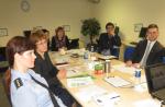 Tauragės teritorinėje darbo biržoje įvyko  Jaunimo garantijų iniciatyvos įgyvendinimo koordinacinio komiteto posėdis