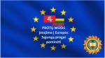 Mokymo centre įvyko protų mūšis, skirtas Lietuvos įstojimo į Europos Sąjungą 13-ųjų metinių paminėjimui