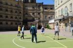Lukiškių tardymo izoliatoriuje-kalėjime atidarytas krepšinio sezonas