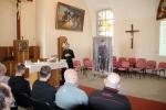 Lukiškių tardymo izoliatoriuje-kalėjime vyko paskaita apie vyskupą Teofilių Matulionį