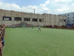 Marijampolės pataisos namuose suorganizuotos futbolo varžybos