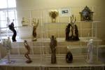 Lukiškių tardymo izoliatoriuje-kalėjime įvyko skulptūrų iš popieriaus paroda