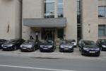 Probacijos tarnybų pareigūnams nauji TOYOTA automobiliai