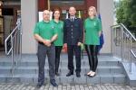 Įstaigos darbuotojai dalyvavo nuteistųjų meno darbų parodoje Lenkijoje