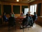 Susitikimas su anoniminių alkoholikų draugijos atstovais Plungėje