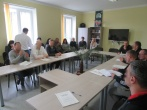 Įstaigoje organizuoti tarptautiniai priklausomybių prevencijos mokymai