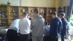 Nepilnamečių pažintinė-edukacinė ekskursija į Lietuvos mokslų akademijos Vrublevskių biblioteką
