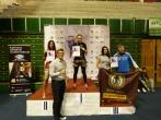 Muay Thai turnyro sidabro medalis