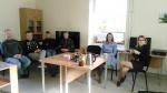 Šeštadienio rytas su knygos autore Pusiaukelės namuose