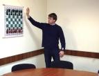 Nuteistųjų susitikimas su šachamtininku Šarūnu Šulskiu