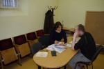Suimtieji užsieniečiai mokosi lietuvių kalbos