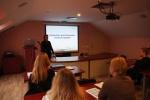 """Seminaras """"Valstybės garantuojamos teisinės pagalbos teikimo tvarka ir ypatumai"""" Kauno tardymo izoliatoriuje"""
