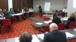 Projekto mokymai įsivertinimo ir tikslinėms grupėms