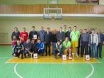 Įstaigos krepšinio turnyrą baigė nuotaikingas finalinis renginys