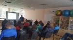Informacinis susitikimas apie priklausomybių žalą Kelmėje