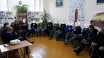 """Priklausomybių reabilitacijos centre lankėsi bendruomenės """"Vilties švyturys"""" nariai"""