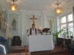 Laisvės atėmimo vietų ligoninėje lankėsi Rumšiškių Švento arkangelo Mykolo parapijos klebonas, kunigas Kazys Gražulis