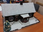 Kalėdinių stebuklų laikotarpiu sukurti nuostabūs dirbiniai, jaukūs ir išsiilgti namai...