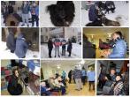 Lukiškių tardymo izoliatoriaus-kalėjimo bendruomenė įgyvendino gerąsias Kalėdines iniciatyvas