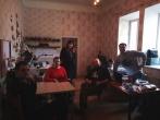 Vilniaus apygardos probacijos tarnybos pareigūnai apsilankė Vilniaus arkivyskupijos Caritas Amatų mokymo centre