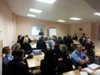 Mokymai Klaipėdos apygardos probacijos tarnyboje