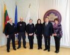 Lietuvos valstybei prisiekė tarnauti naujai priimtos pataisos pareigūnės