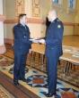 Įstaigos darbuotojai pasveikinti pataisos pareigūnų profesinės šventės ir Lietuvos bausmių vykdymo sistemos 99-ųjų įkūrimo metinių proga