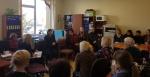 Specialistų, dirbančių su socialinės rizikos šeimomis, bendradarbiavimo susitikimas
