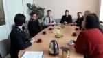 Teisėsaugos atstovų susitikimas Joniškyje