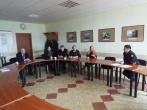 Susitikimas su Kauno miesto seniūnijų atstovais