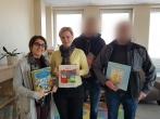 Kilni misija Vaikų knygos dienai paminėti