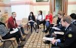Lankėsi Lietuvos teisės instituto mokslo darbuotojai