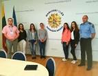 Įstaigoje lankėsi Socialinių mokslų kolegijos studentės