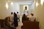 Tardymo izoliatoriuje – Krikštynos