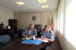 Pasirašyta bendradarbiavimo sutartis su Šiaulių rajono savivaldybe