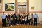 Lukiškių tardymo izoliatoriuje-kalėjime lankėsi Vilniaus universiteto Filosofijos fakulteto studentai