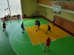 Vilniaus pusiaukelės namų nuteistieji dalyvavo krepšinio turnyre