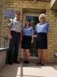 Susitikimas su Biržų rajono policijos komisariato viršininku