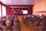 Susitikimas su Ignalinos Česlovo Kudabos progimnazijos mokiniais bei pedagogais