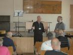 Svečias iš JAV – krikščionių misionierius Delhart Jimmie Lee