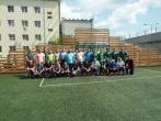 Futbolo turnyras, skirtas įstaigos veiklos 50-ies metų jubiliejui paminėti