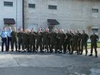 Pataisos namuose lankėsi kariai