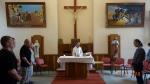 Įstaigoje įvyko Šv. Mišios