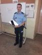 Apdovanoti Lukiškių tardymo  izoliatoriaus-kalėjimo pareigūnai