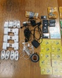 Pravieniškių pataisos namų-atvirosios kolonijos pareigūnai užkardė rekordinio kiekio draudžiamų daiktų permetimą