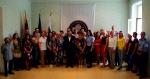 Lukiškių tardymo izoliatoriaus-kalėjimo kolektyvas atsisveikino su ilgamete įstaigos darbuotoja