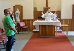 Įstaigoje buvo aukojamos Šv. Mišios
