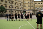 Organizuotos draugiškos krepšinio varžybos