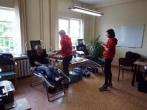 Kraujo donorystės akcija įstaigoje